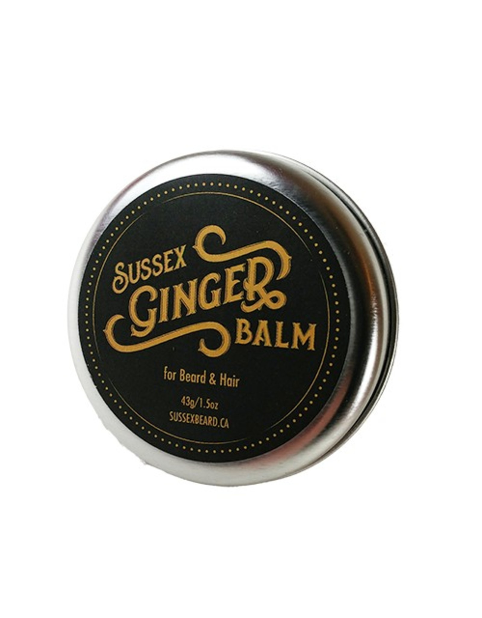 Sussex Soap & Oils Merchants Sussex Beard Oil Ginger Balm