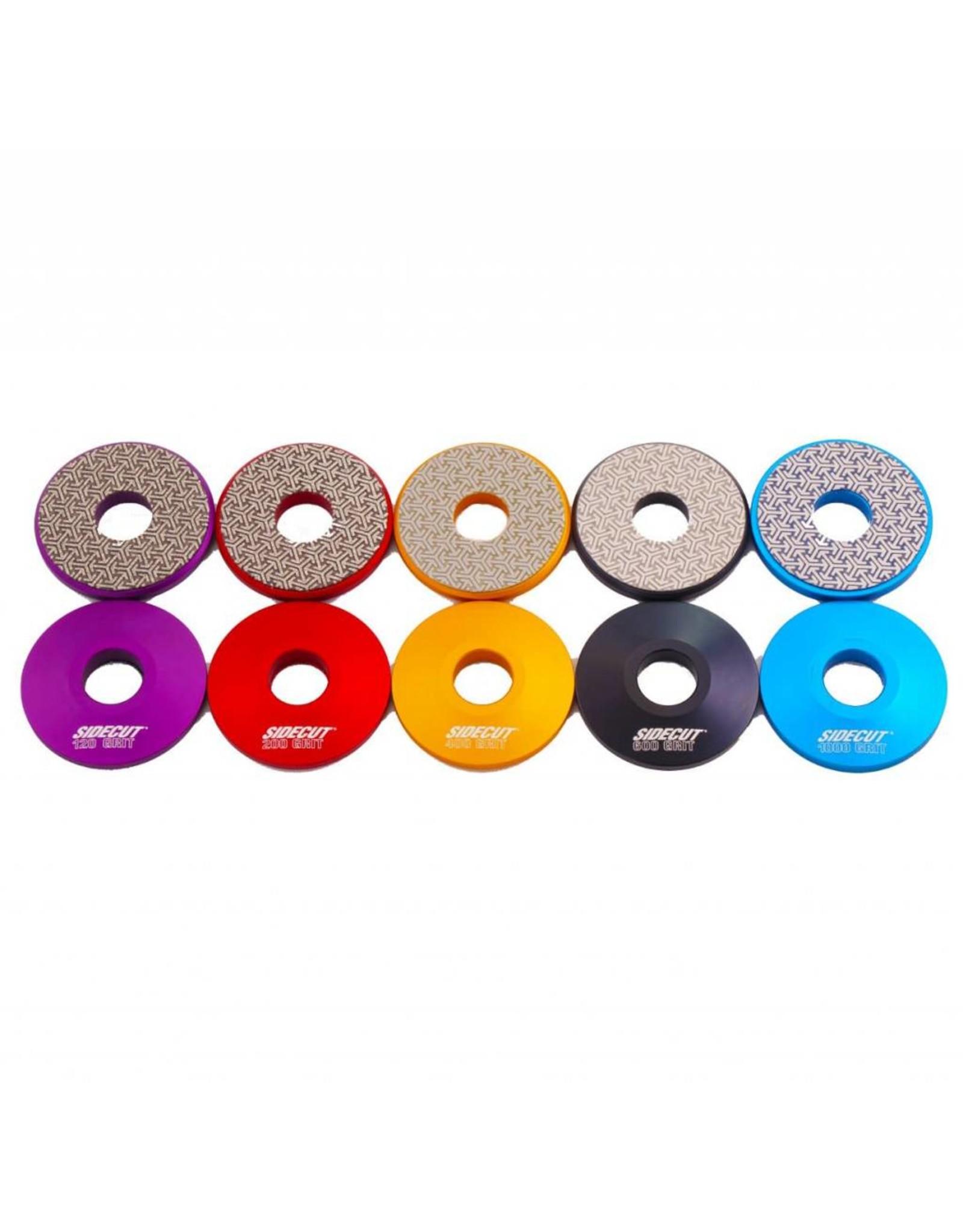 Sidecut SIDECUT Diamond Discks F17