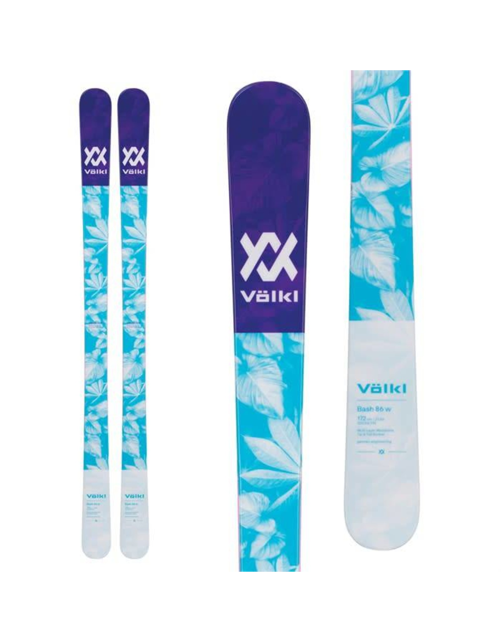 Völkl Volkl Bash 86 Women's Ski