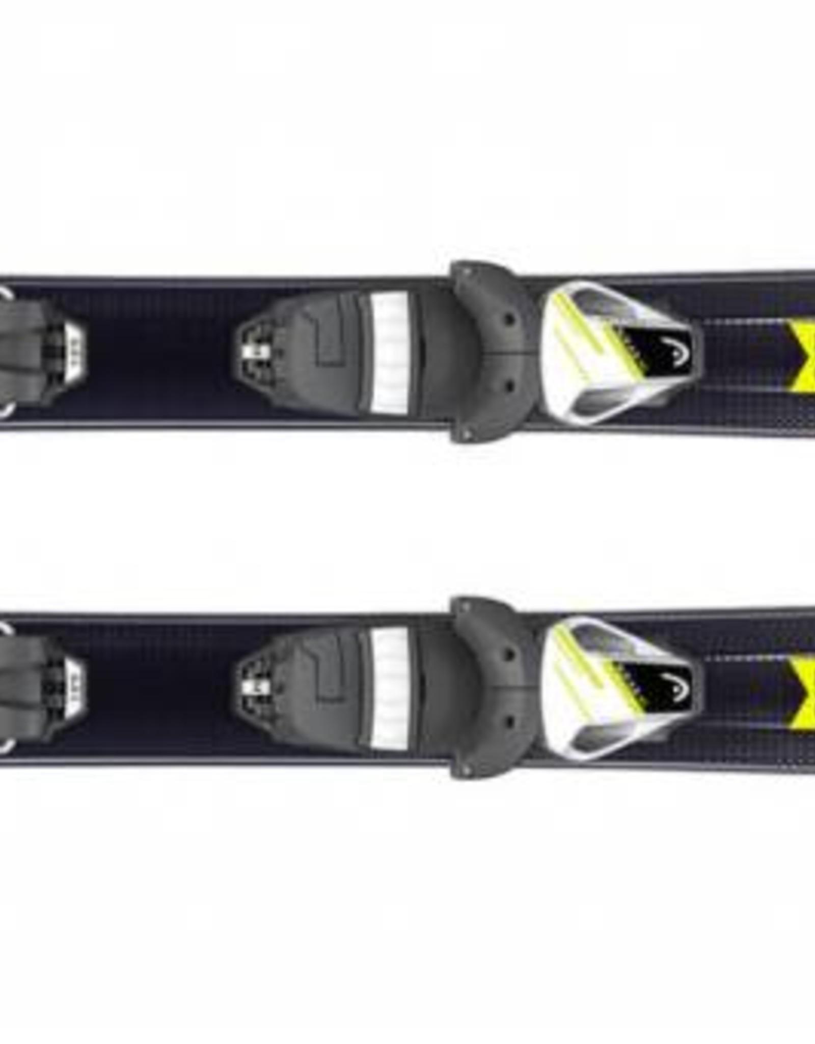 Head HEAD JR Supershape Team  SLR2 + SLR 4.5 AC F18
