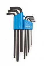 Park Tool, HXS-1.2, Professional L-shaped hex wrench set, 1.5mm, 2mm, 2.5mm, 3mm, 4mm, 5mm, 6mm, 8mm and 10mm