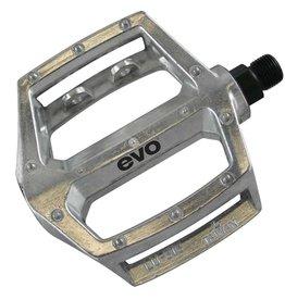EVO EVO Freefall Platform pedals, 9-16'', Moulded pins