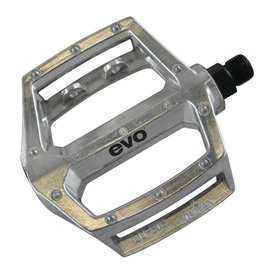 EVO EVO Freefall Platform pedals, 9-16'', Moulded pins