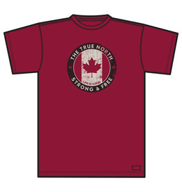 Life is Good LIG M Crusher tee Canada strong free