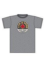 Life is Good LIG JR Boys Crusher Canada stay true S19