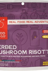 Good To-Go Meals S19 Herbed Mushroom Risotto 190g