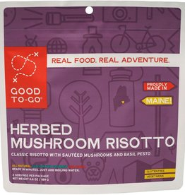 Good To-Go Meals - Herbed Mushroom Risotto