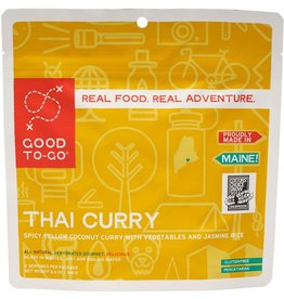 Good To-Go Meals - Thai Style Curry