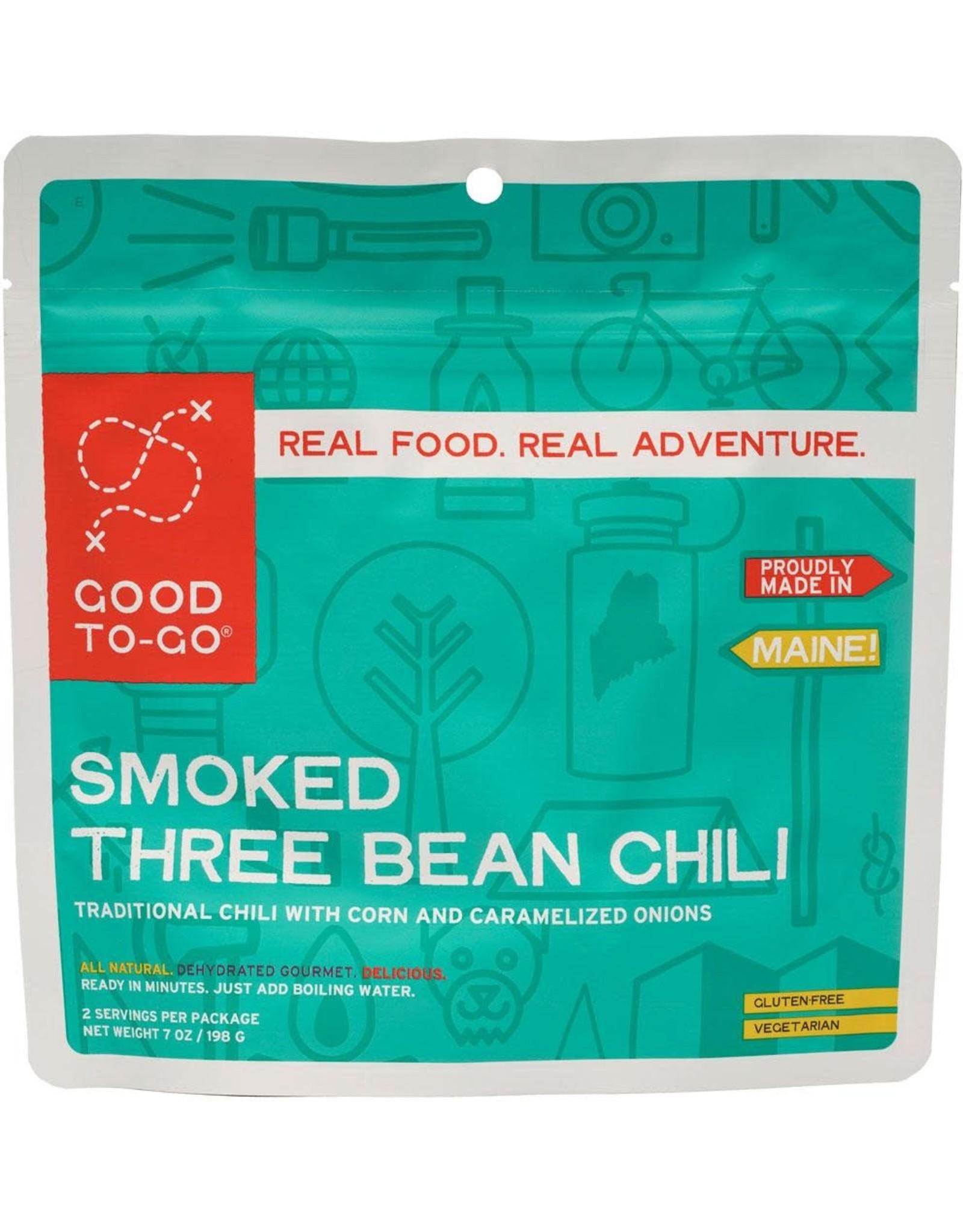 Good To-Go Meals S19 Three Bean Chili 198g