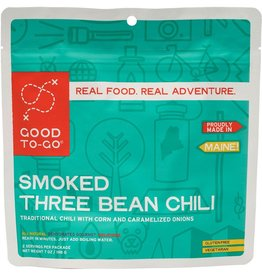 Good To-Go Meals - Three Bean Chili