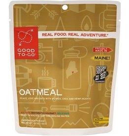 Good To-Go Breakfast - Oatmeal