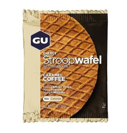 GU GU Stroopwafel - Caramel Coffee single