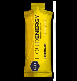 GU GU Liquid Energy Gel Lemonade single