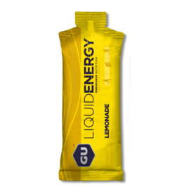 GU GU Liquid Energy Gel Lemonade single