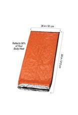Survive Outdoors Longer SOL Emergency Bivvy w/ Rescue Whistle - Orange