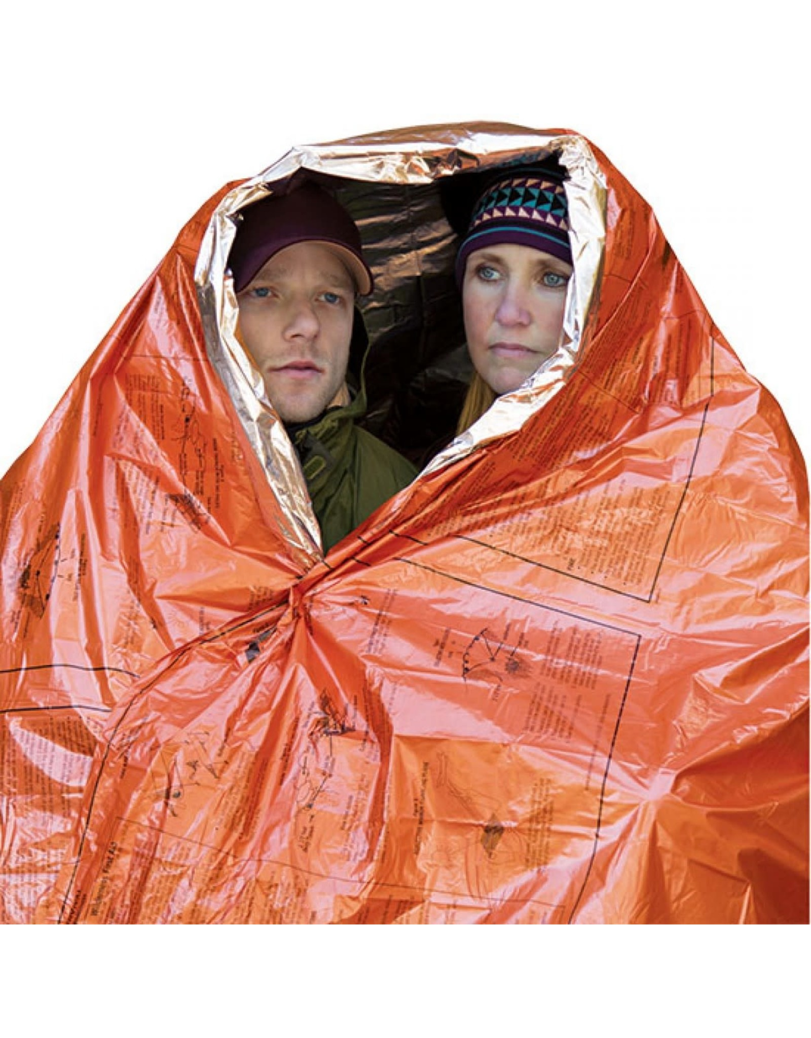 Survive Outdoors Longer SOL Survival Blanket