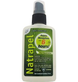 Natrapel Natrapel Lemon Eucalyptus 74ml Pump Spray
