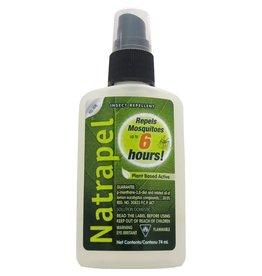 Natrapel Natrapel 6 Hour Lemon Eucalyptus 74ml Pump Spray