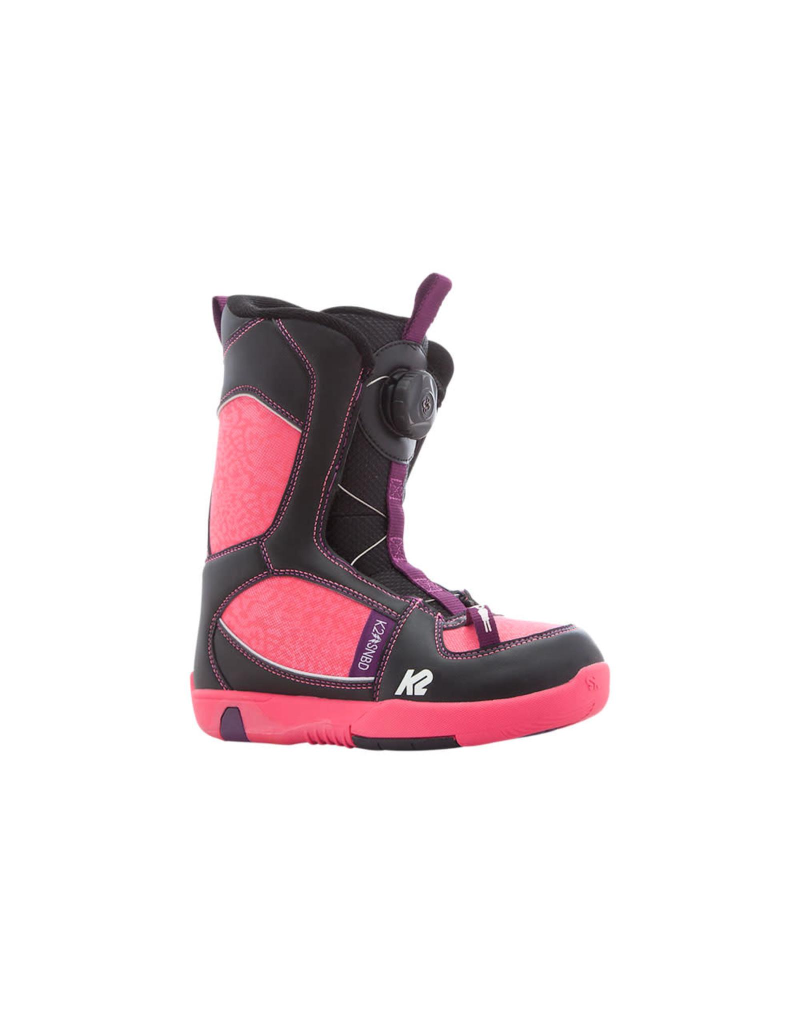 K2 K2 G Lil Kat Boot F15 Black 2