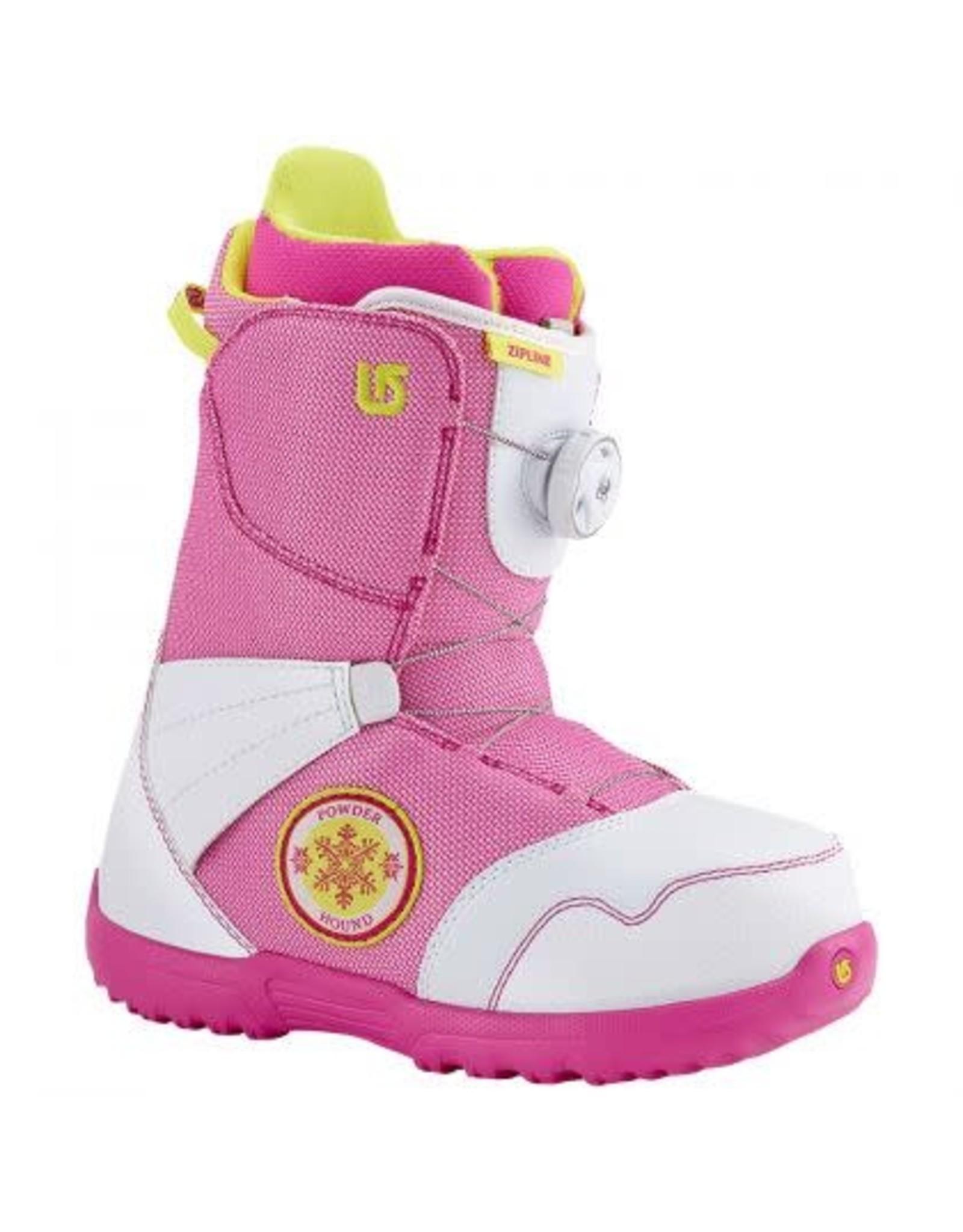 Burton Burton Zipline Boa Boot 7K Pink/White F15