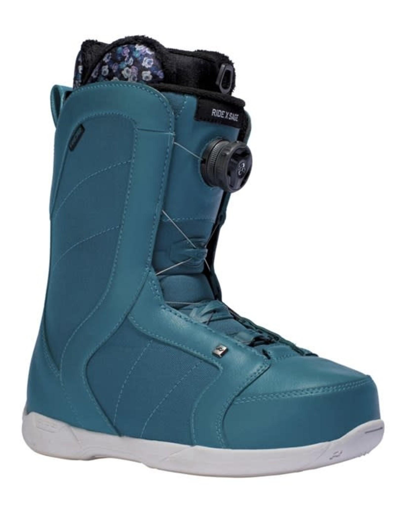 Ride W Sage Boot F15