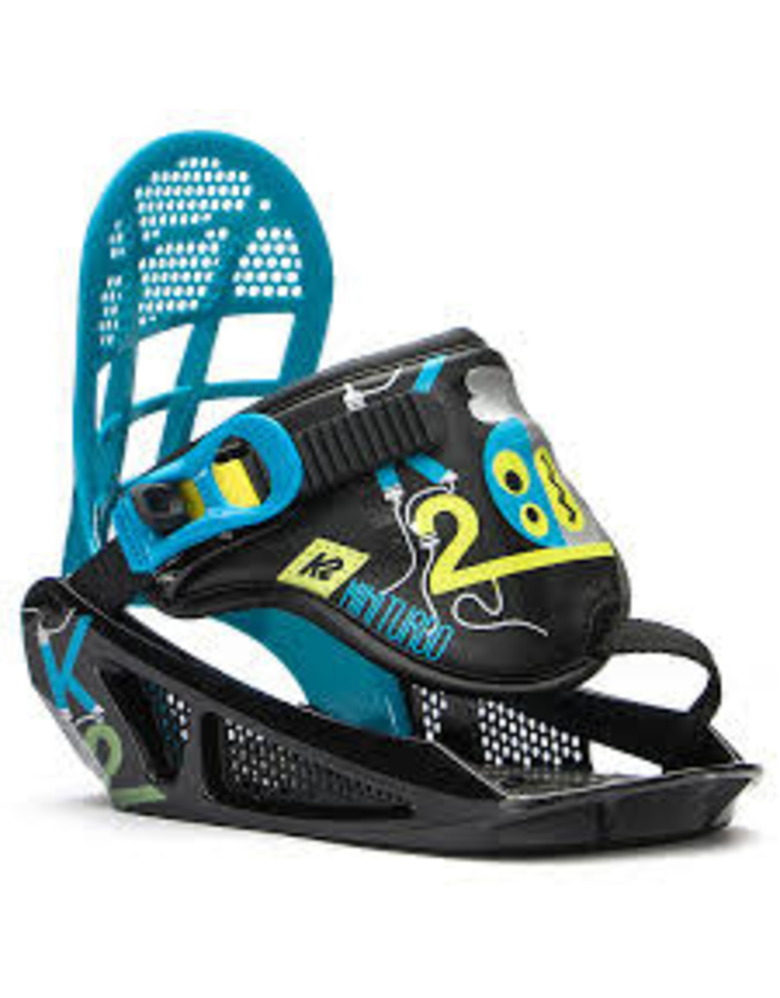 K2 K2 Mini Turbo Jr Snowboard Binding