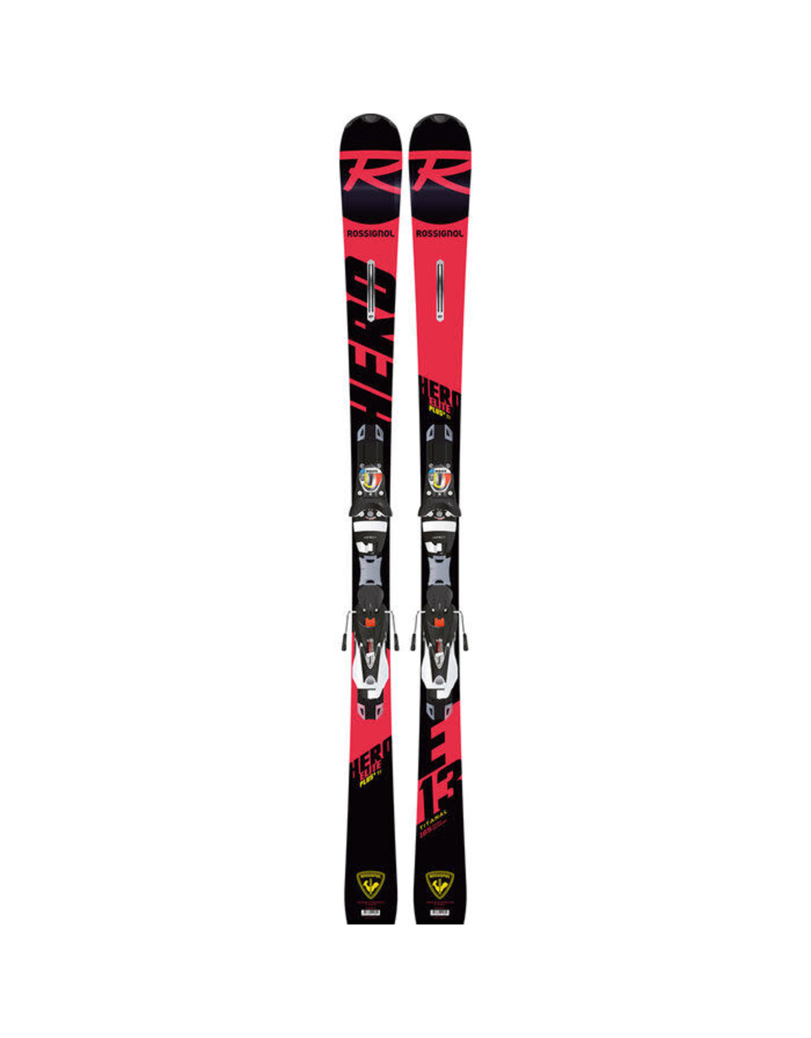 Rossignol Rossignol HERO ELITE PLUS TI/SPX 12 K.GW Ski & Binding F19