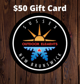 $50 Gift Card - Outdoor Elements