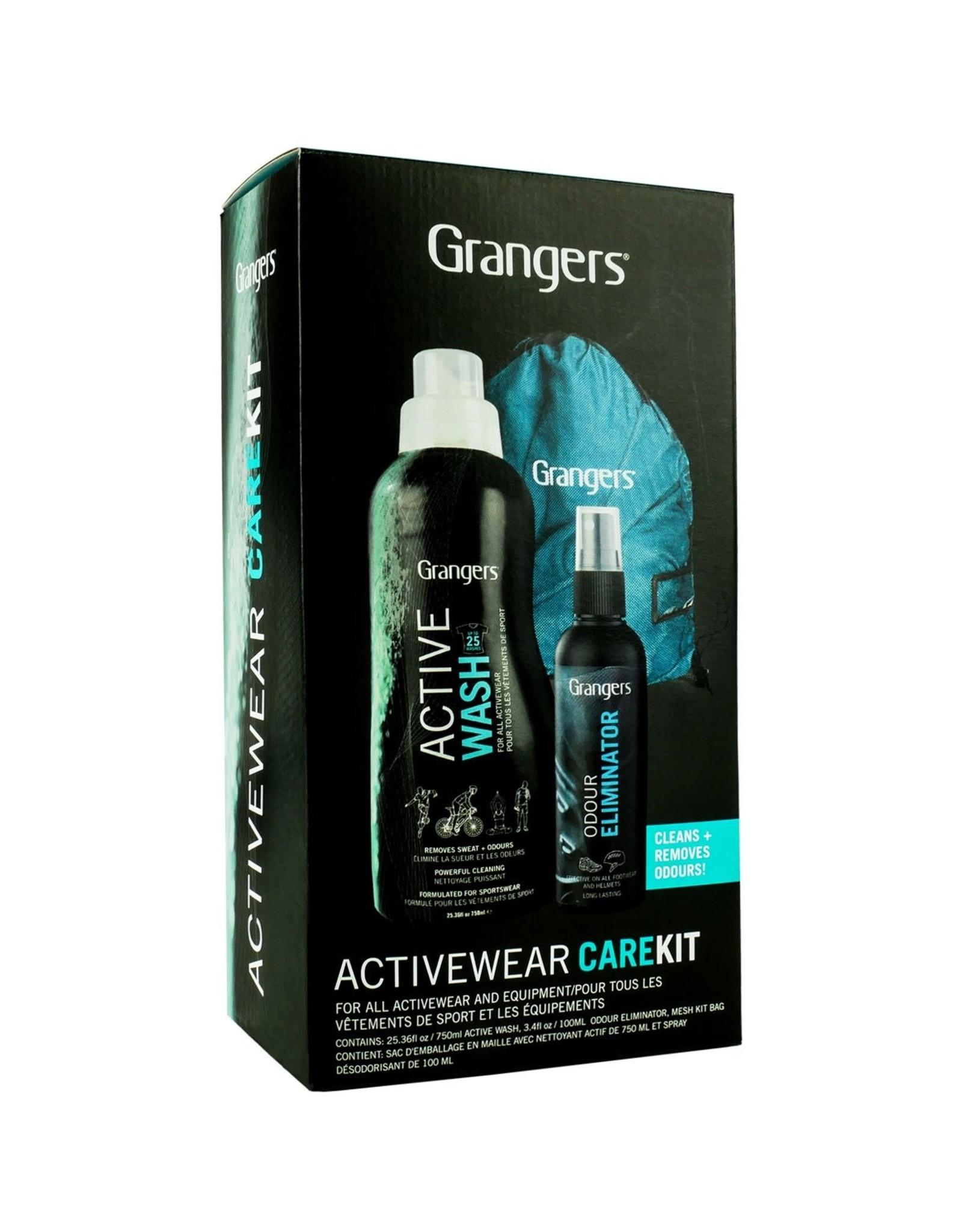 Grangers GRANGERS Active Wear Care Kit