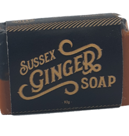 Sussex Soap & Oils Merchants Sussex Beard Oil Ginger Soap