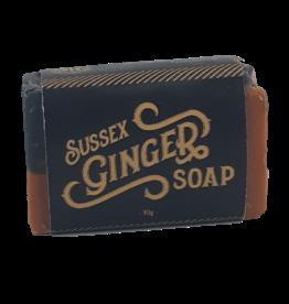 Sussex Soap & Oils Merchants Sussex Beard Oil Ginger Soap