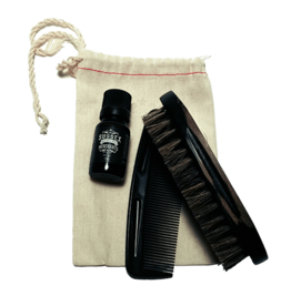 Sussex Soap & Oils Merchants Sussex Beard Oil Travel Pak Ginger