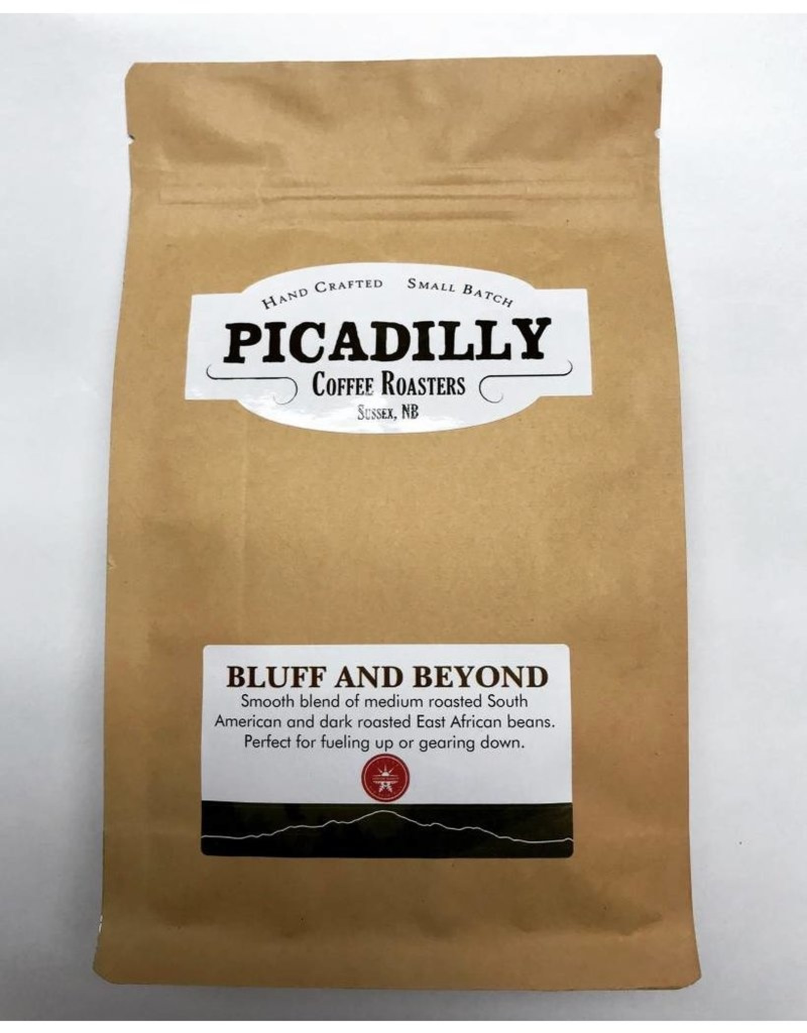 Picadilly Coffee Bluff & Beyond - Ground - 227g