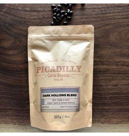 Picadilly Coffee Dark Hollows - Whole Bean - 227g