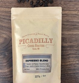Picadilly Coffee Espresso - Whole Bean - 454g