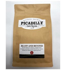 Picadilly Coffee Bluff & Beyond - Ground - 454g