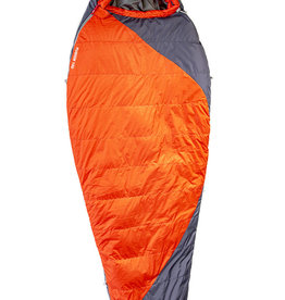 Hotcore Outdoor Products Hotcore Fusion 150 Sleeping Bag - Orange/Grey