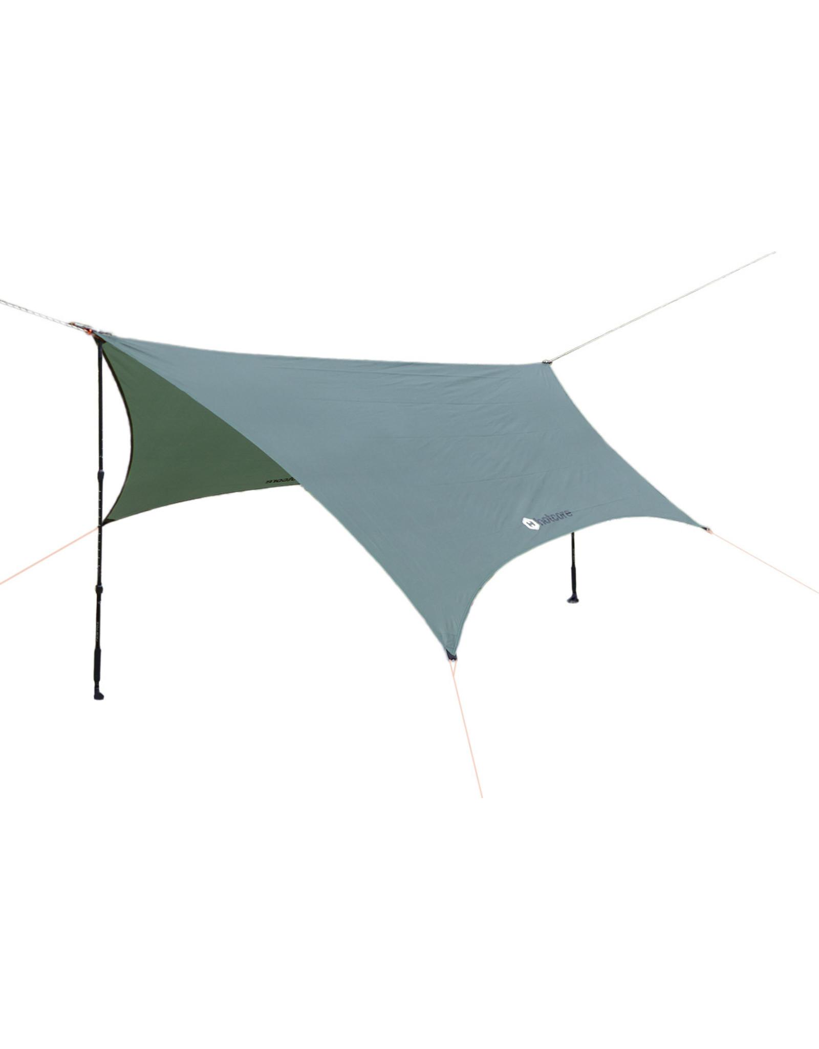 Hotcore Outdoor Products Hotcore Wingman Tarp - Small - Green