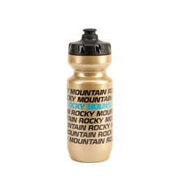 Rocky Mountain Rocky Mountain Bottle 22oz Brass
