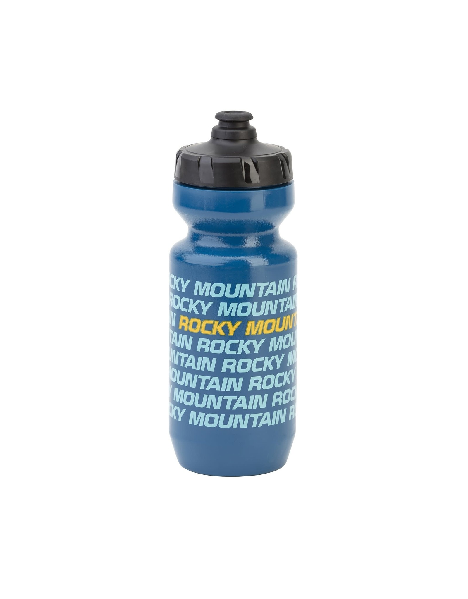 Rocky Mountain Rocky Mountain Bottle 22oz Navy