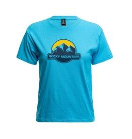 Rocky Mountain Rocky Mountain Dots Logo T-Shirt - Youth