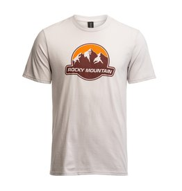 Rocky Mountain Rocky Mountain Dots Logo T-Shirt - Zombie