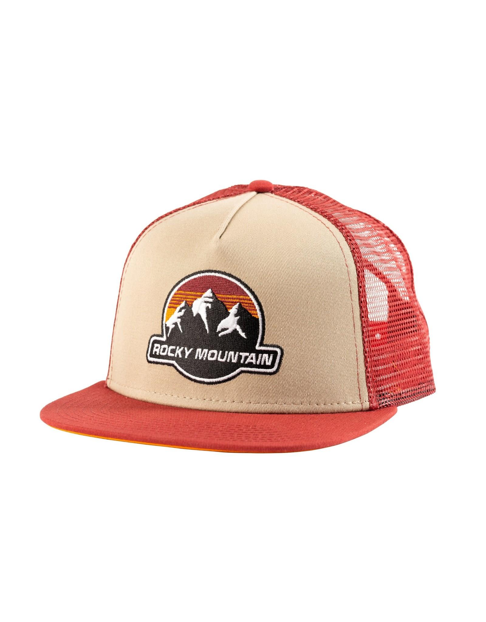 Rocky Mountain Rocky Mountain Logo Trucker Hat - Instinct