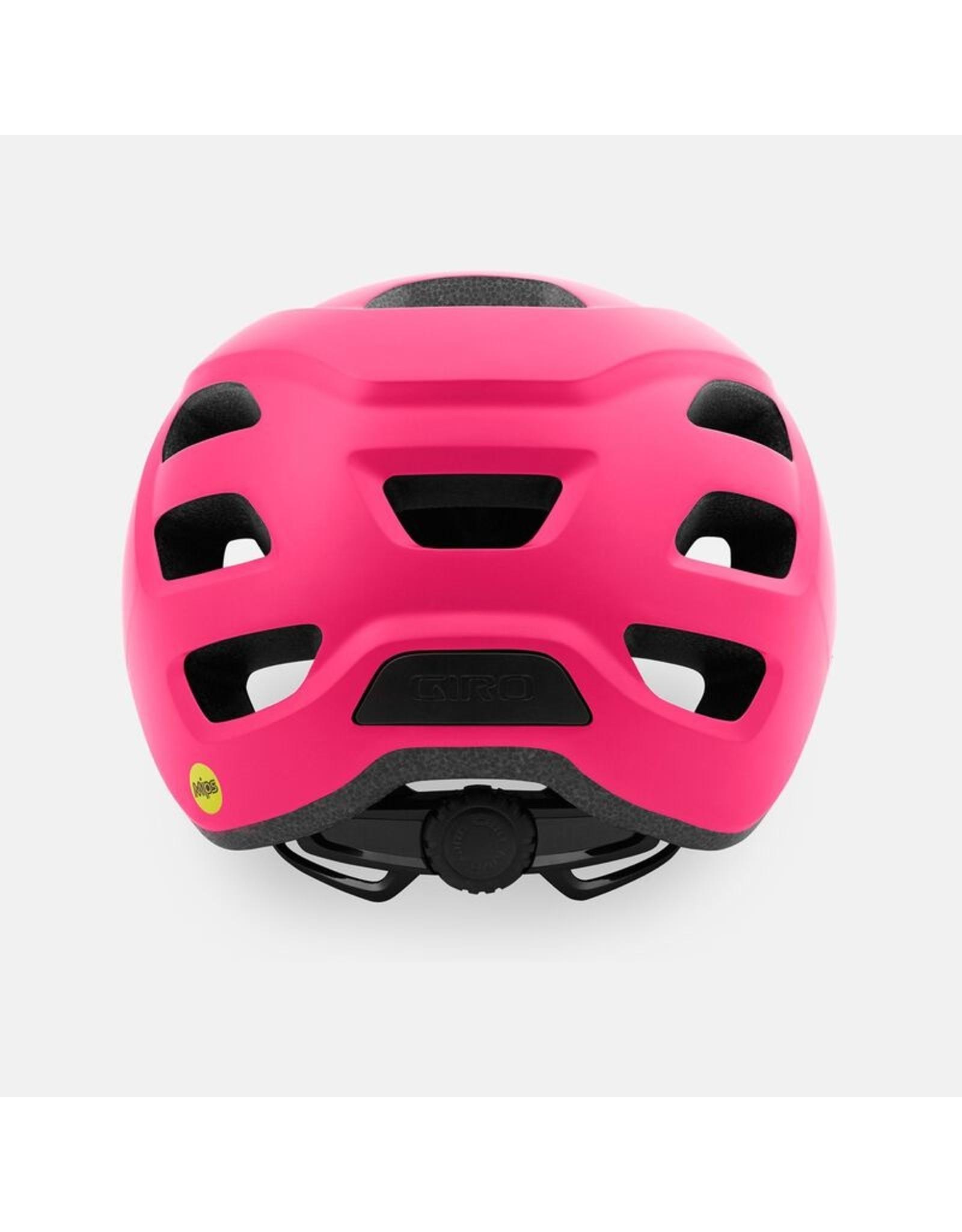 Giro Giro Tremor Youth Helmet Mat Bright Pink