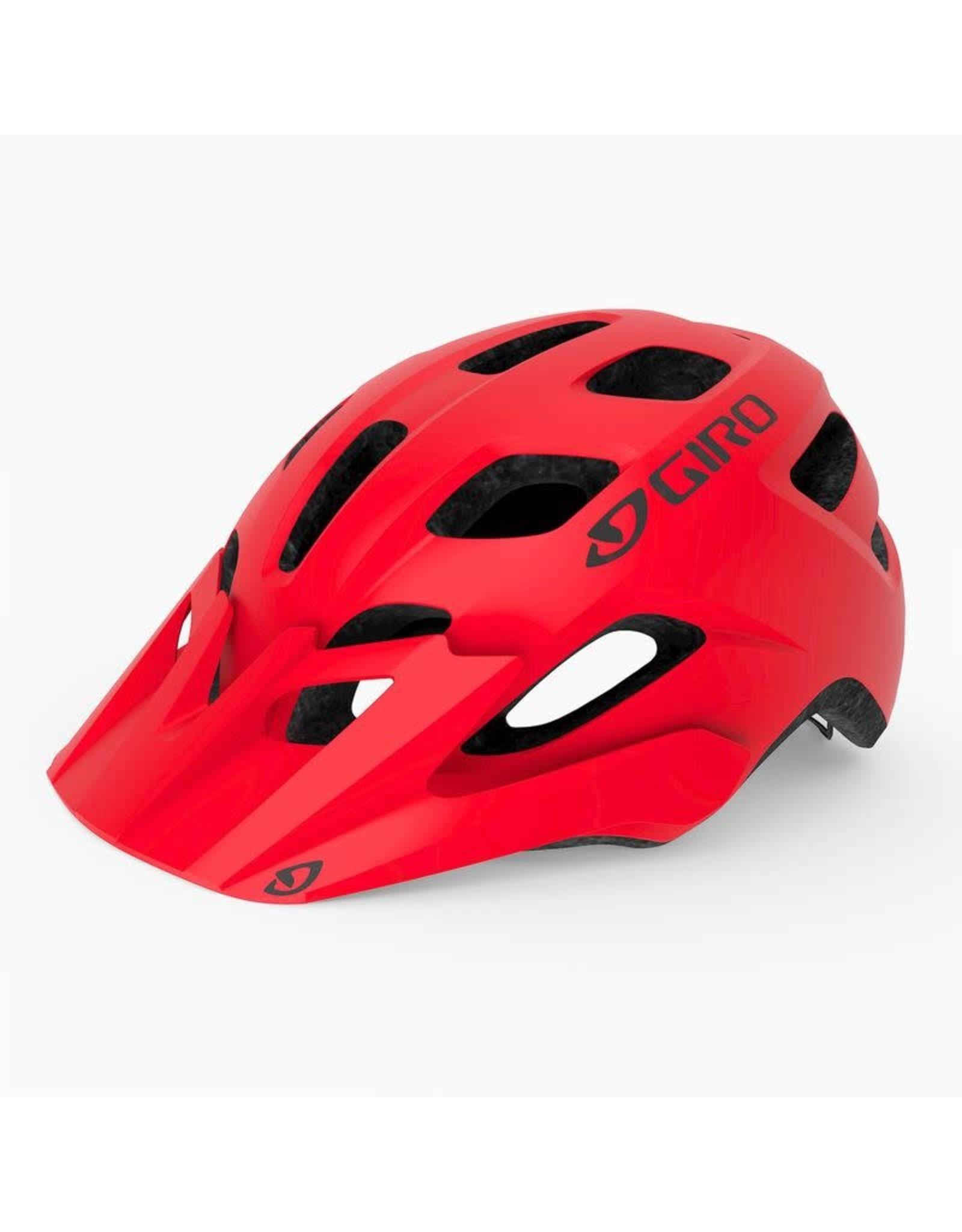 Giro Giro Tremor Youth Helmet Matte Bright Red