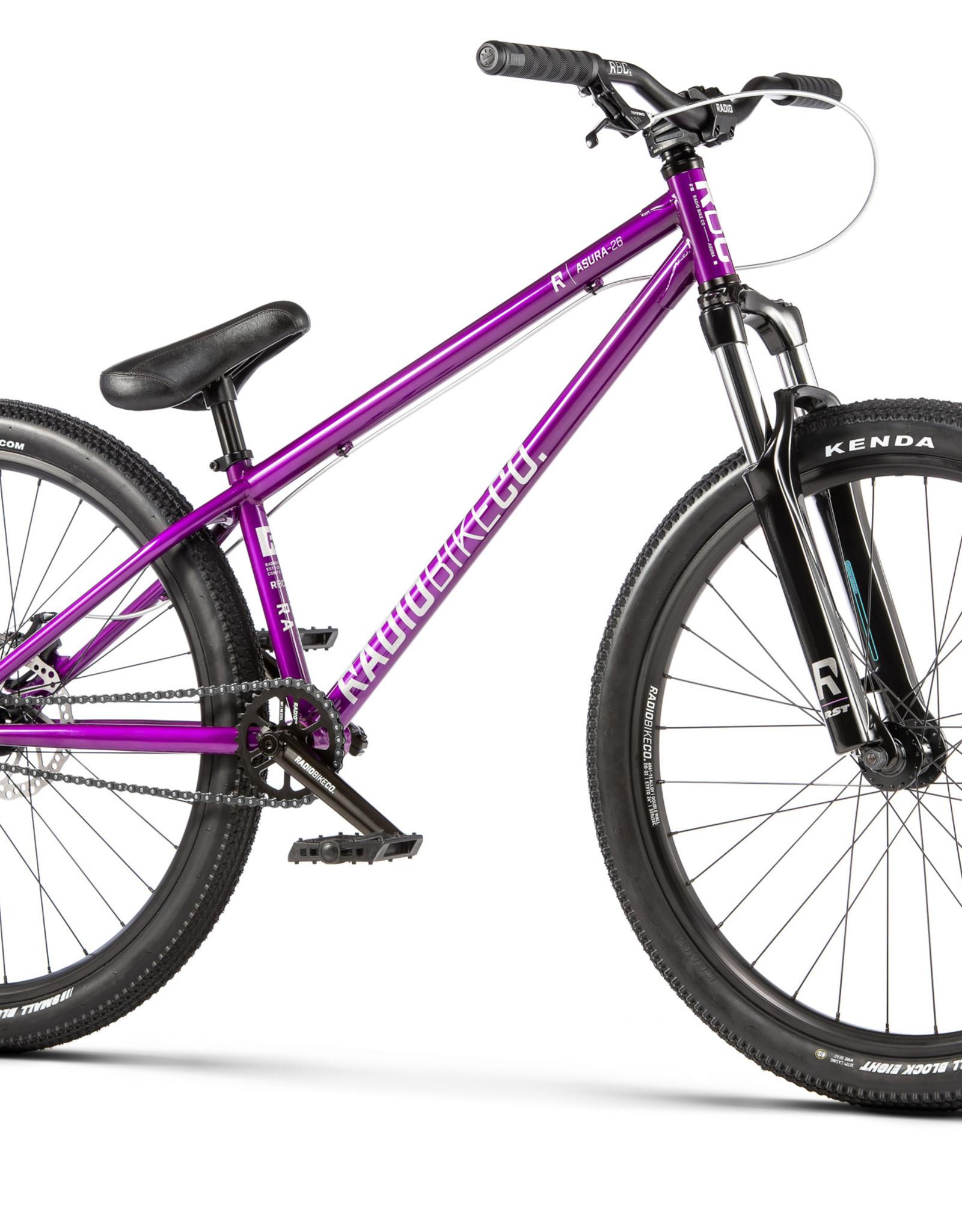 "Radio Asura 26"" Metallic Purple"