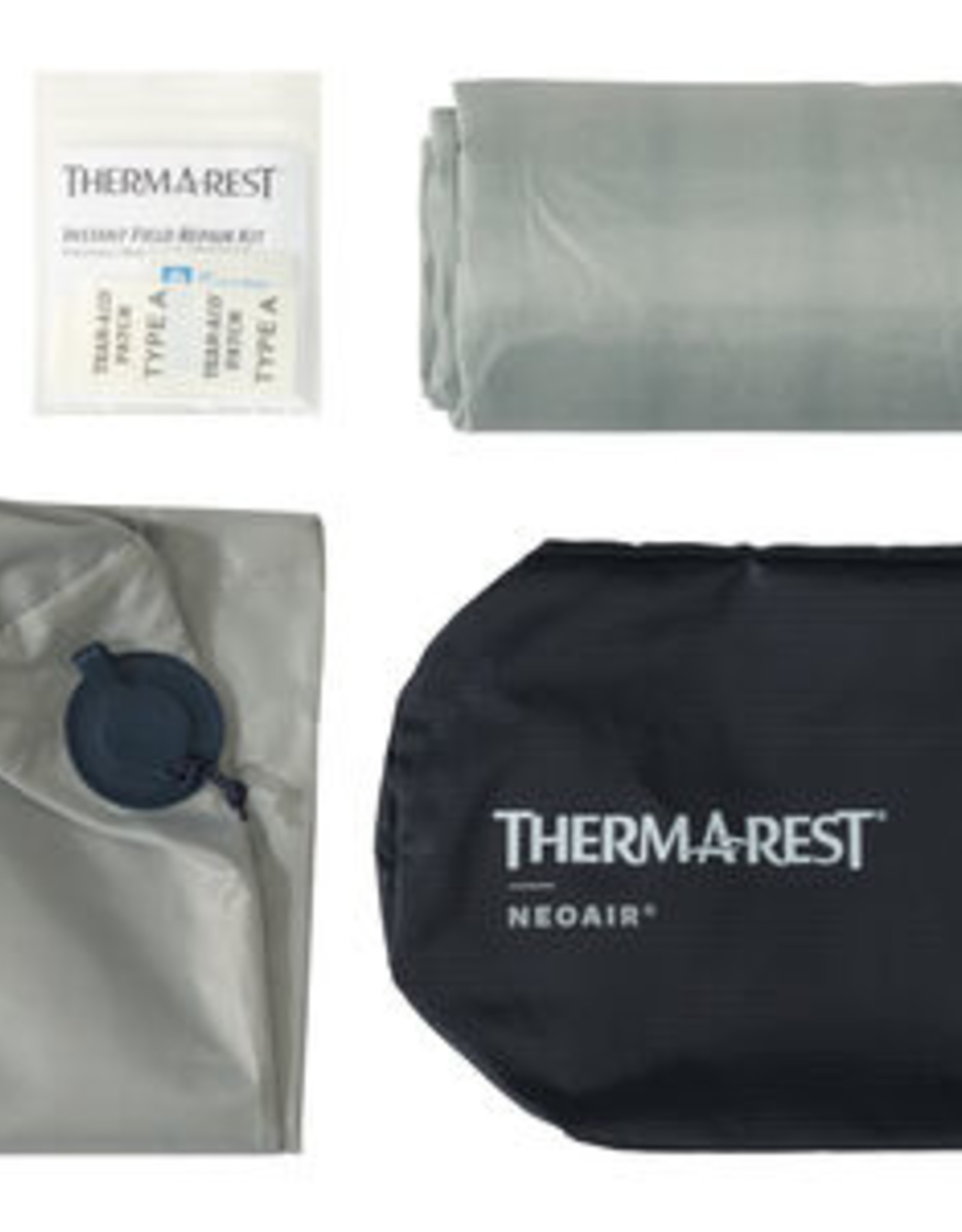Therm-a-Rest Therm-a-Rest NeoAir TopoLuxe Balsam Reg