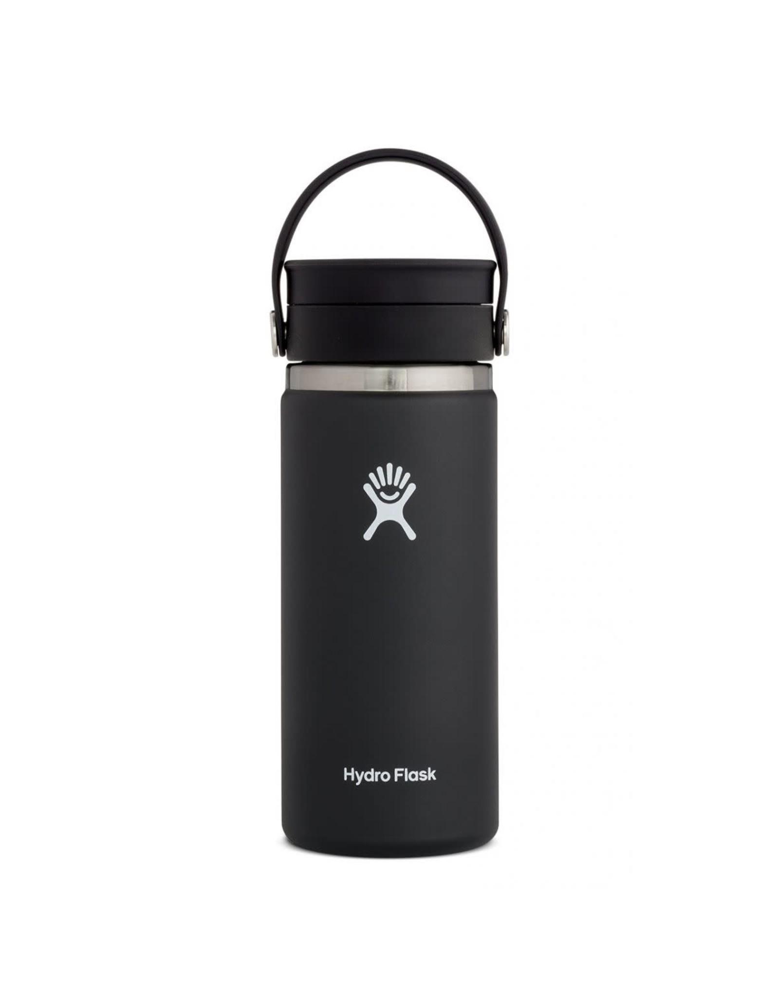 Hydro Flask Hydro Flask 16oz Wide Mouth Flex Sip Lid Black