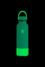 Hydro Flask Hydro Flask 21oz Standard Flex Cap and Boot Seafoam