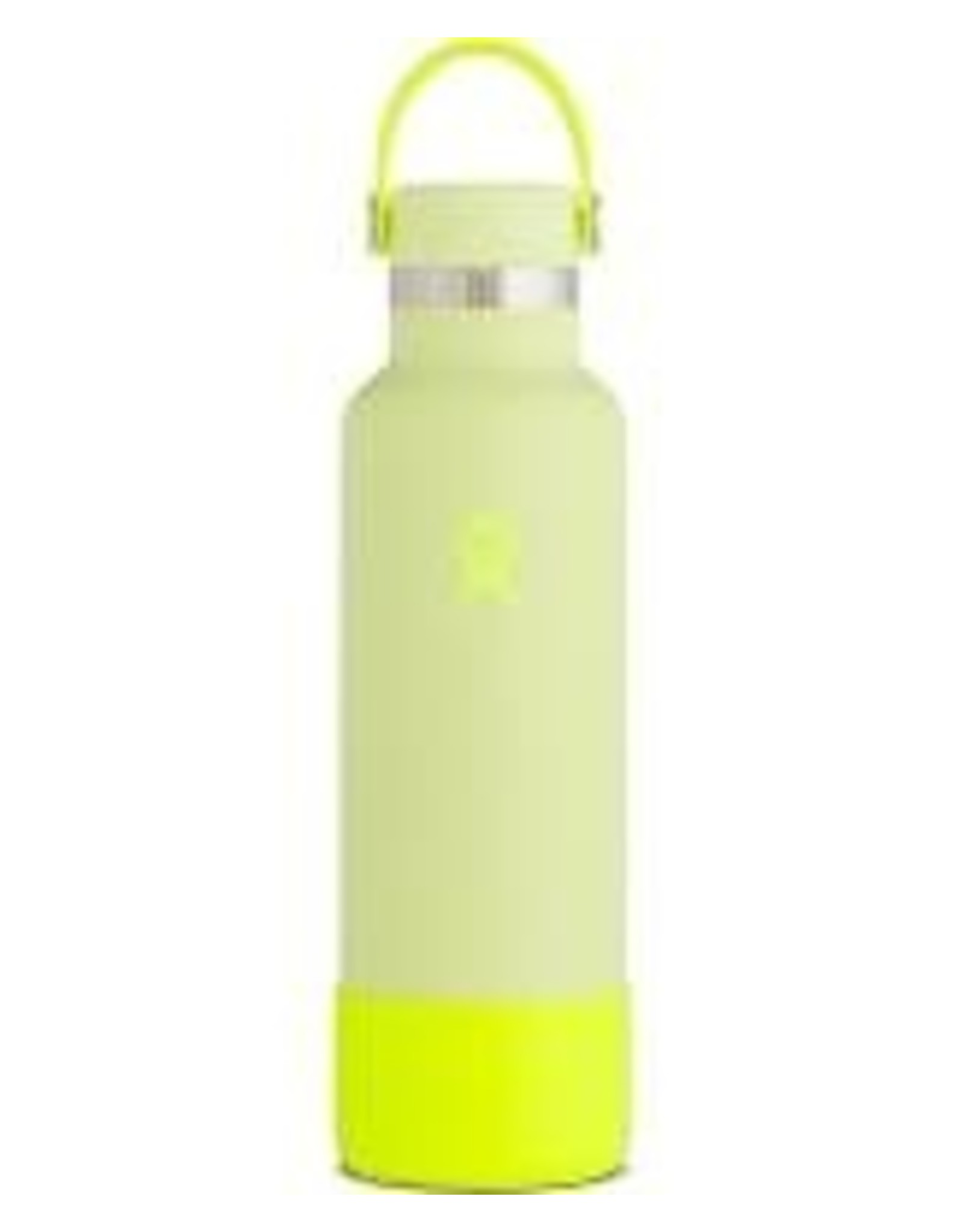 Hydro Flask Hydro Flask 21oz Standard Flex Cap with Boot Lemonade